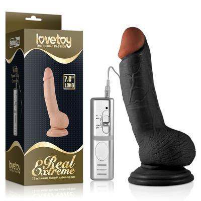 Dương vật Lovetoy Real Extreme 7.0 inch cao cấp chính hãng