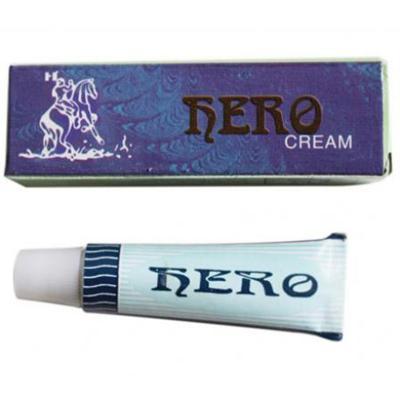 Mua 6 tuýp gel HERO CREAM chống xuất tinh sớm cho phái mạnh
